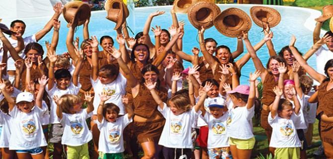 Kids at Forte Village Resort