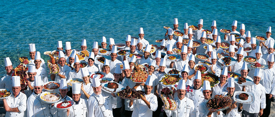 Forte Village Food Restaurants