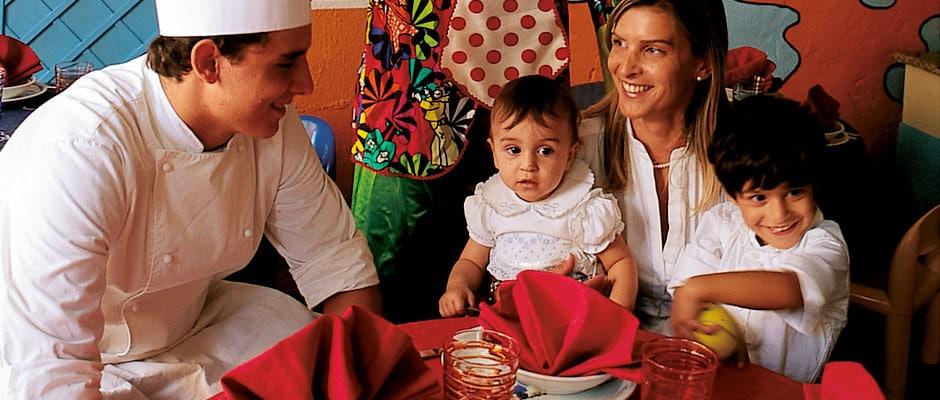 Forte Village Sardinia Restaurant