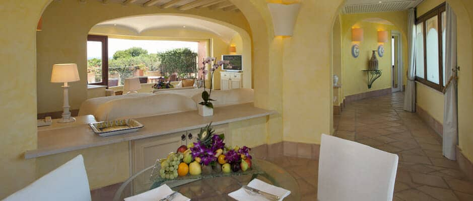 Bithia Suite - Hotel Castello in Forte Village