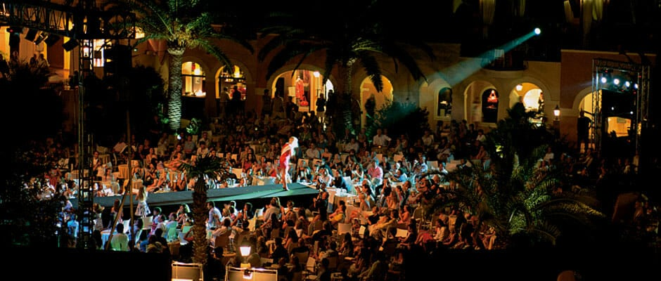Entertainment at Forte Village