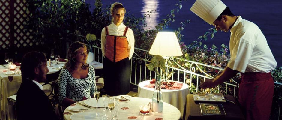 Forte Village Fine Dining