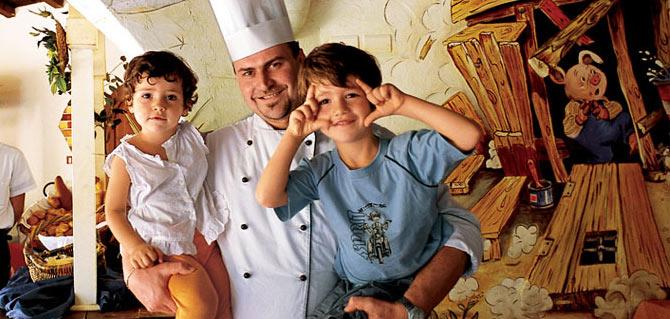 Forte Village Chef