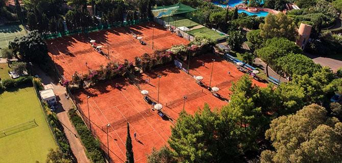 forte village tennis