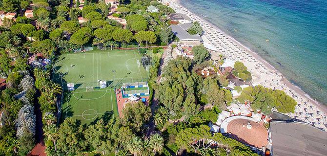 tennis forte village