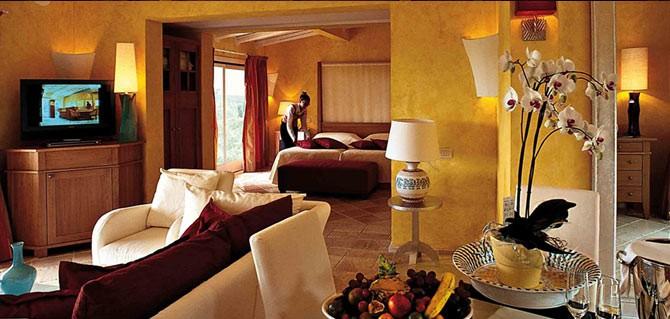 forte village hotel