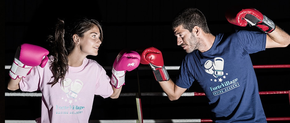 Boxing Academy | Forte Village Resort By Design Holidays