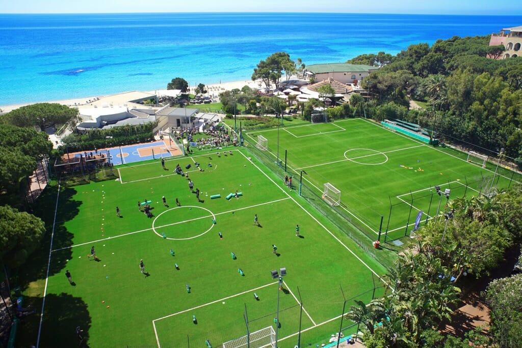 Chelsea Football Academy | Forte Village Resort By Design