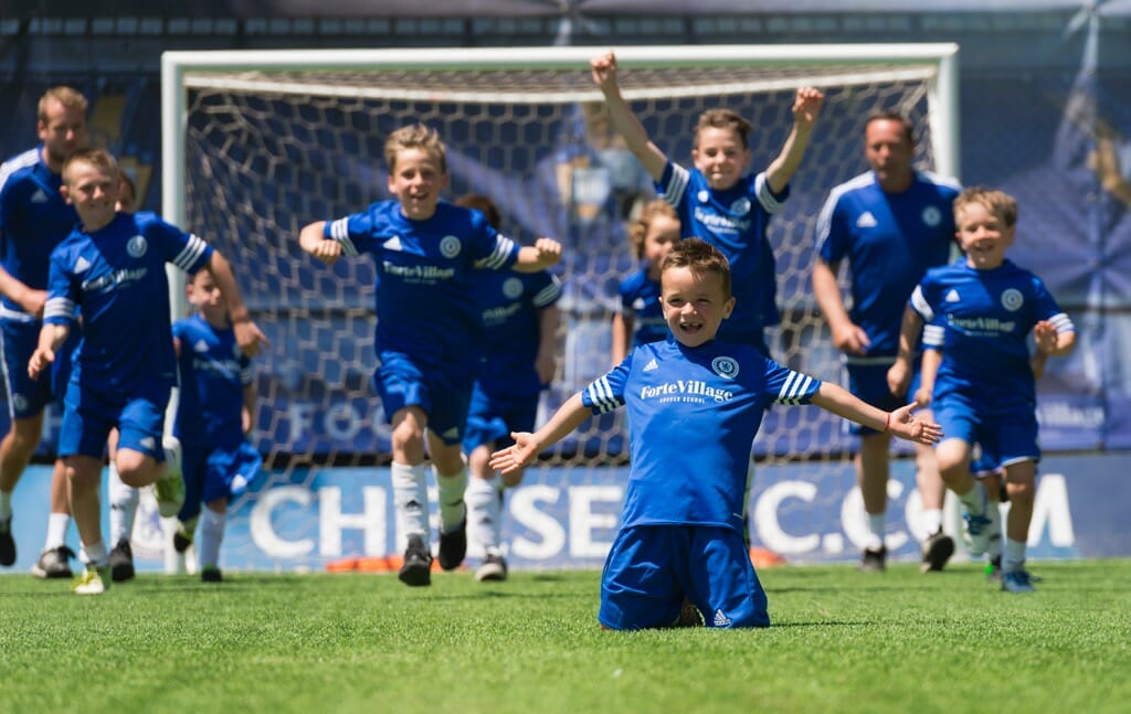 Chelsea Football Club Soccer Academy at Forte Village